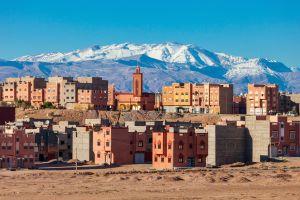 ryanair conecta madrid  ciudad marroquí  ouarzazate
