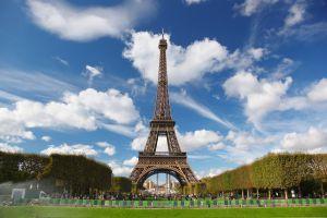 protezione antiterrorismo della torre eiffel