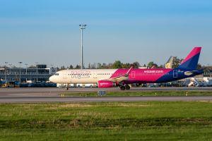 Wizz Air décolle vers le Maroc