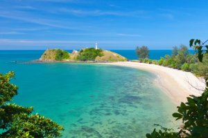 Les îles de l'émission Koh Lanta