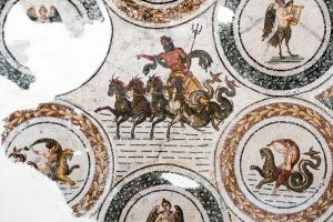 Voyage en Tunisie au musée du Bardo
