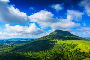 Chaîne des Puys inscrit au patrimoine mondial de l'UNESCO
