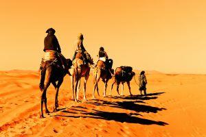 Touristen können Marokko nur mit Reisepass besuchen