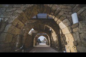 Die alte  Kreuzfahrer-Festung in Israel erstmals für Touristen zugänglich