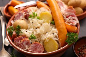 Choucroute d'Alsace labélisée
