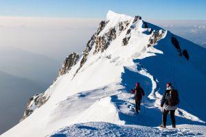 Mont-Blanc : l'accès au refuge du Goûter limité