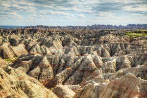 South Dakota viaggio antichi inusuali territori Nativi America