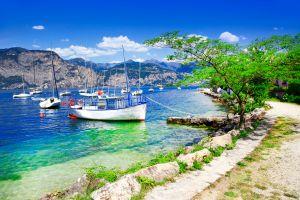 Touristenboom am Gardasee