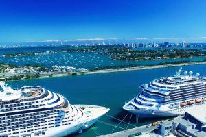Die 4 größten Kreuzfahrthäfen der Welt