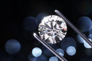 Des diamants sous la Terre