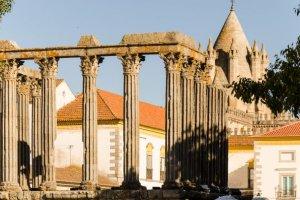recorrido por alentejo portugal castelo de vide portalegre estremoz arraiolos evora