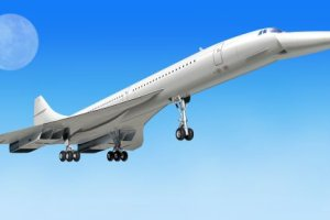 Plus de 2 000 jets supersoniques pour plus de voyages