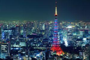 japon torre de tokio celebra sesenta aniversario