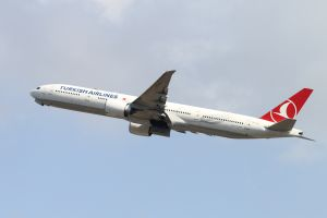 Direction Bali pour Turkish Airlines