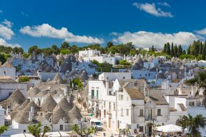 pueblos con encanto sur de italia