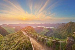 Sao Miguel Das Hawaii des Mittelatlantiks
