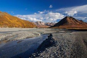 Piste Stampede en Alaska