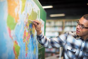 Faiblesses des Français en géographie
