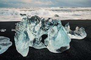islandia playa diamantes descubre la isla