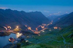 La route de Transfagaran, la plus belle d'Europe ?