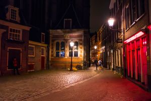 On a testé pour vous : une promenade nocturne dans le Quartier Rouge d'Amsterdam