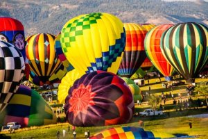 hot air balloon festivals around the world