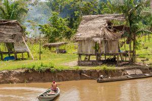 Incredibile scoperta in Amazzonia: una tribù ancora sconosciuta filmata da un drone!