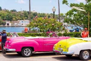 travel the world in these classic cars