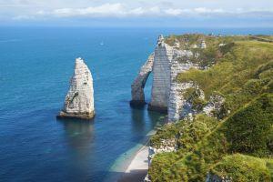 Uno de los paisajes naturales más bonitos está en Francia