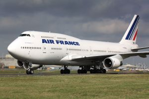 Air France s'envole pour Dallas !