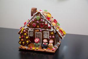 Dormir dans une maison en chocolat, le rêve est désormais réalisable !