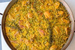 Espagne  Journée mondiale de la paella