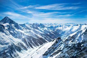 Suisse: les glaciers, premières victimes du réchauffement climatique