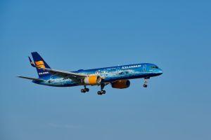 Aurores boréales avec Icelandair