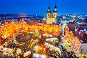 7 cities to get you into the Christmas spirit
