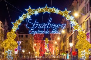 Here's why you should celebrate the holidays in Strasbourg