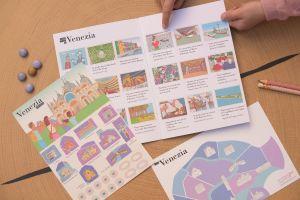 Des carnets de voyage ludiques pour les enfants