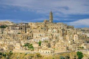 In Matera erlebt man eine Zeitreise