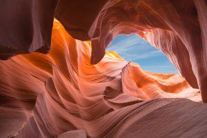 Arizona's ethereal jewel: Antelope Canyon