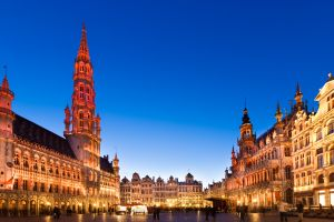 La notte di Capodanno non finisce mai nelle discoteche di Bruxelles!