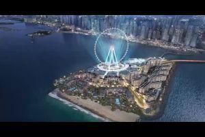 Dubaï aura la plus grande roue d'observation du monde