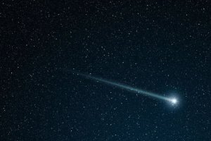 Une comète comme cadeau de Noël