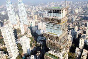 La plus grande maison du monde fait 27 étages