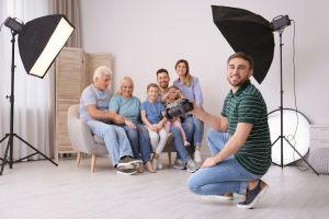 90mila euro per viaggiare come fotografo di una ricca famiglia