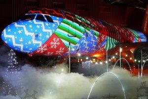 Joyeux anniversaire : easyJet organise un spectacle sensationnel