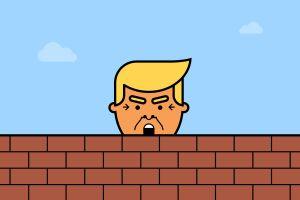 Donald Trump menace de fermer la frontière avec le Mexique