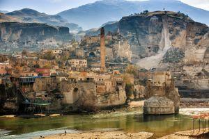 En Turquie, des centaines de sites archéologiques pourraient disparaître sous les eaux
