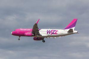 Wizz Air conectará Santander con Bucarest desde finales de abril