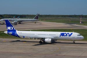 Air France cerrará su filial de bajo coste Joon