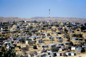 Ein Besuch im Township Katatura in Windhoek, Namibia